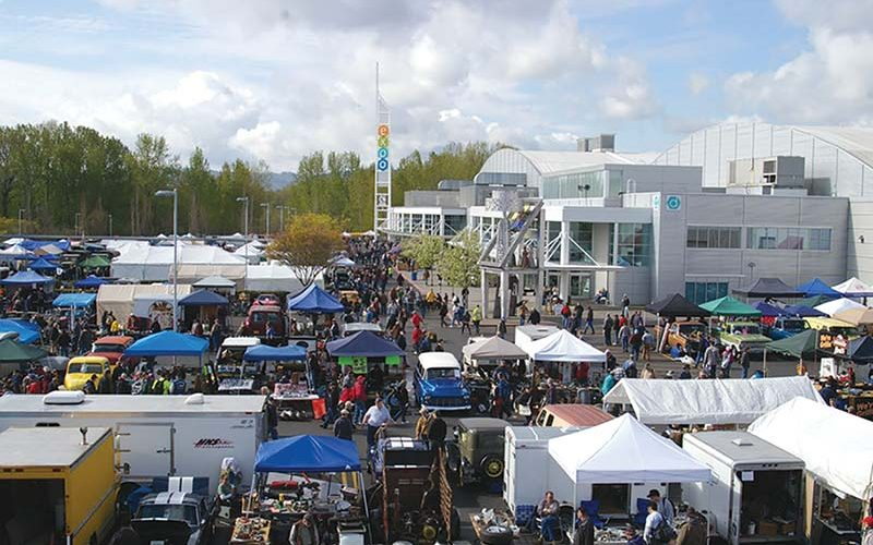 Events Preview: 55th Annual Portland Swap Meet