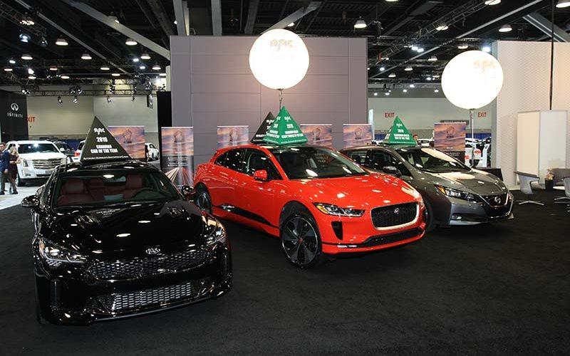 2019 Vancouver International Auto Show