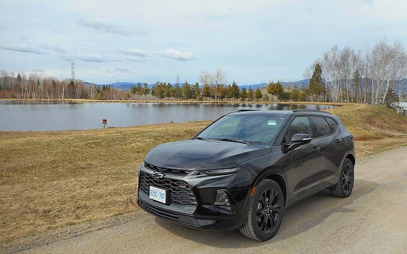 First Drive: 2019 Chevrolet Blazer