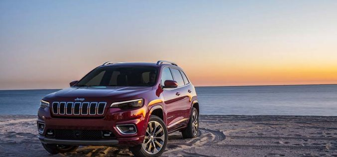Road Test: 2019 Jeep Cherokee Overland