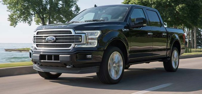 Ford Expanding F-150 Power Stroke Option to XLT Trim