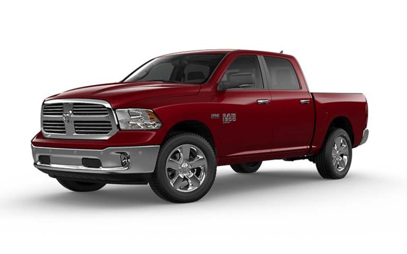 Ram Adds Canadian-Exclusive 'Sub Zero' Package to 2019 Ram 1500 Classic 4×4 Models