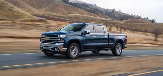 Chevrolet Unveils Details and Specs for 2020 Silverado 1500 Duramax