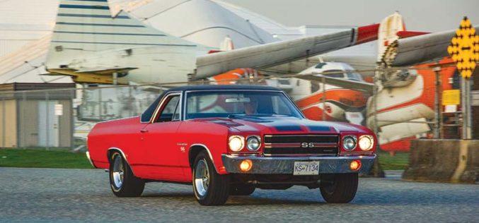 Family Affair – 1970 Chevrolet El Camino