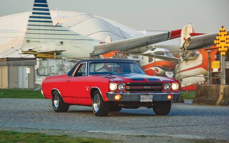 Family Affair – 1970 Chevrolet El Camino