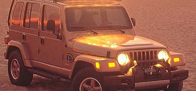 Double-Take: 1997 Jeep Dakar Concept