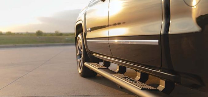 ARIES Introduces All-New AscentStep Running Boards