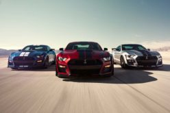 Ford Release Official Power Numbers for Upcoming 2020 Mustang Shelby GT500