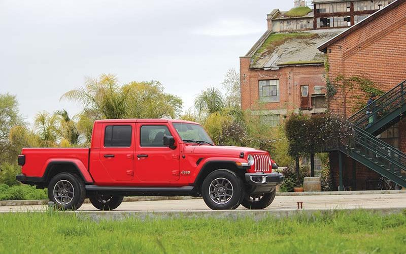 First Drive: 2020 Jeep Gladiator