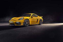 Porsche Unveils the 2020 718 Cayman GT4 and 718 Spyder