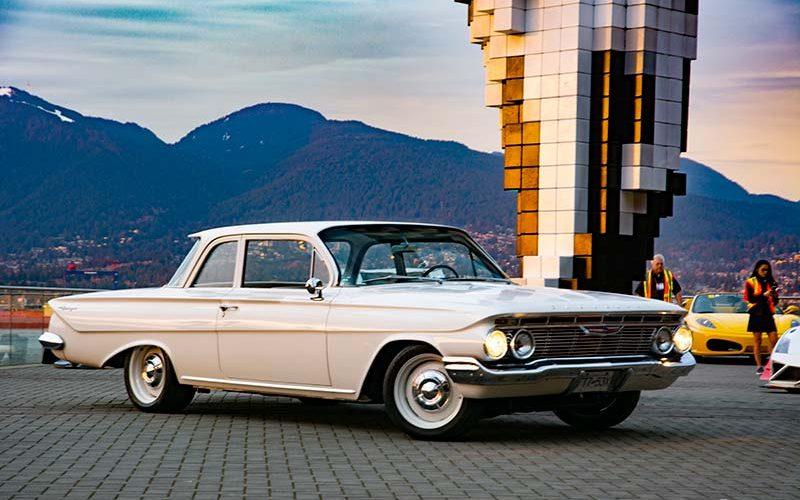 Sleeper by Design: 1961 Chevrolet Biscayne