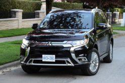 Road Test: 2019 Mitsubishi Outlander PHEV