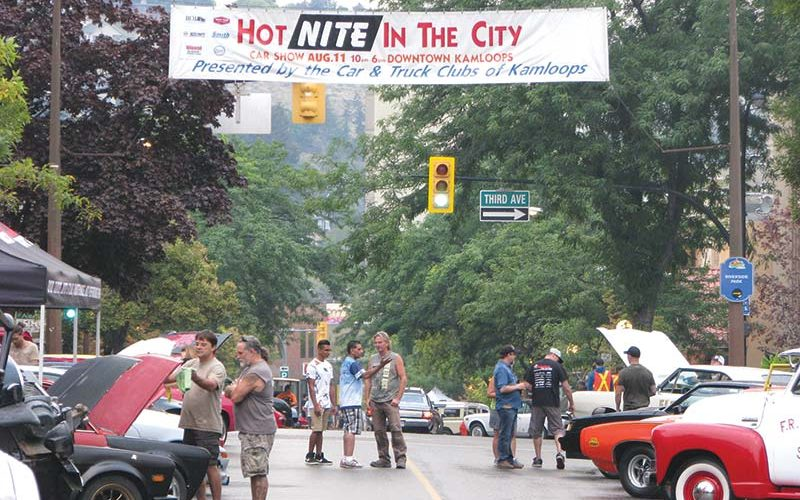 Events Preview: Hot Nite in the City