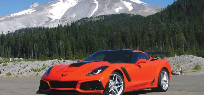 The Ultimate 'Vette: 2019 Chevrolet Corvette ZR1