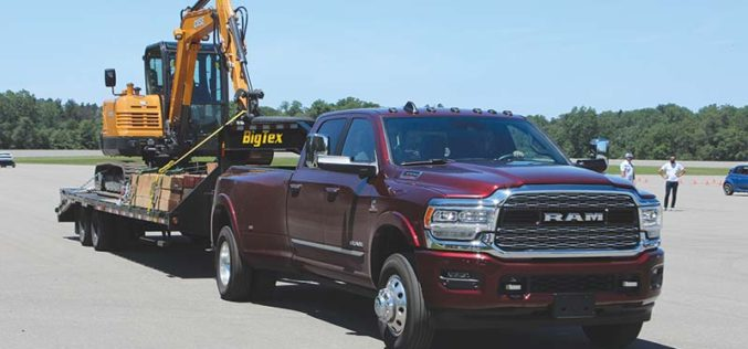 Quick Spin: 2020 Ram 3500 HD