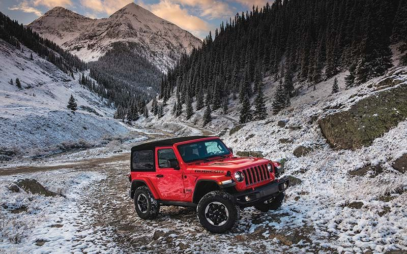 2020 Jeep Wrangler Preview