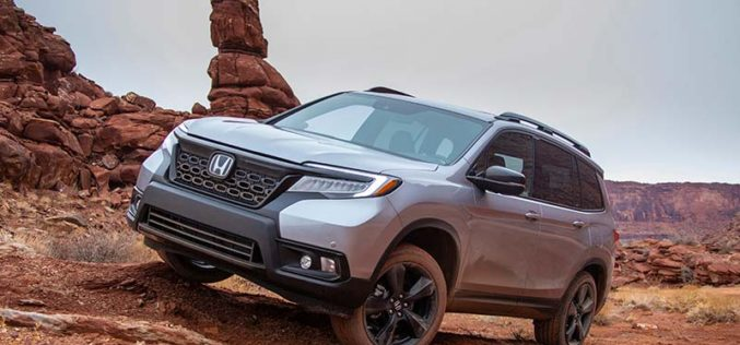 Road Test: 2019 Honda Passport Touring