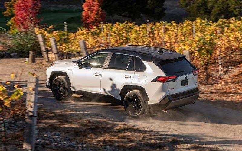 Road Test: 2020 Toyota Rav4 XSE Hybrid AWD