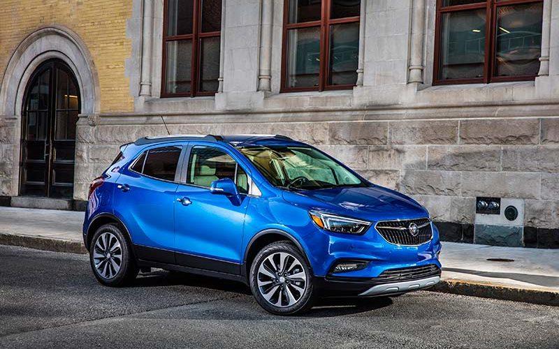 Road Test: 2020 Buick Encore