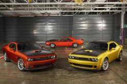 Dodge Introduces Limited-Production Challenger 50th Anniversary Edition