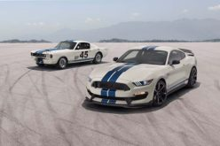 Ford Offering Limited-Edition Shelby GT350 and GT350R Heritage Edition Package