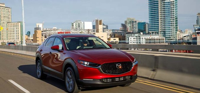 Road Test: 2020 Mazda CX-30 GT