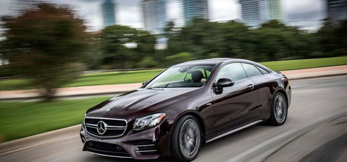 Road Test: 2019 Mercedes-AMG E 53 4MATIC+ Coupe