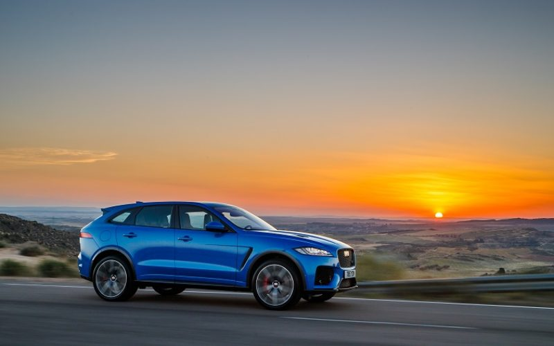 Road Test: 2020 Jaguar F-Pace SVR