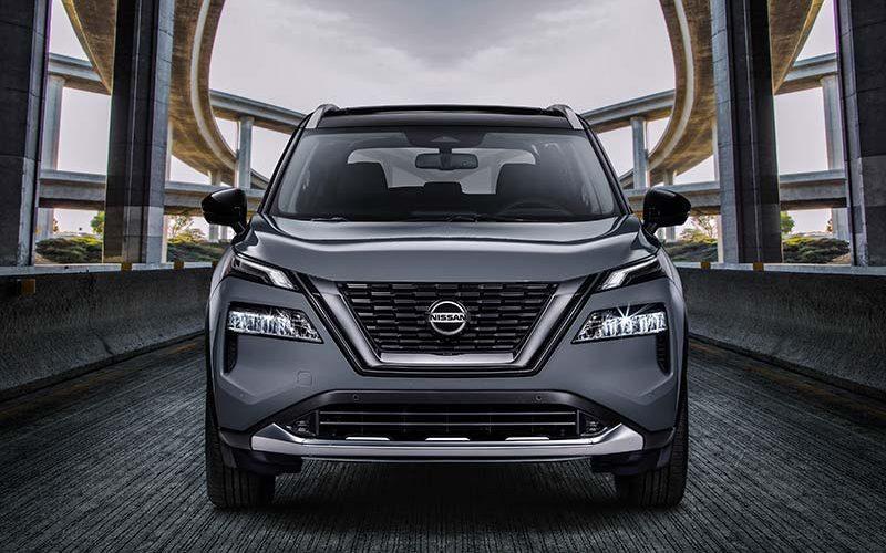 2021 Nissan Rogue Debuts