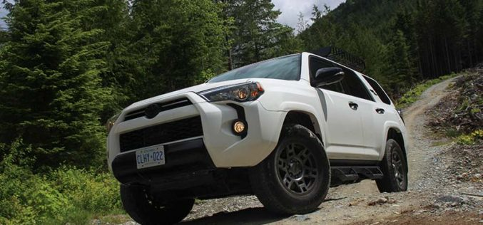 A True Workhorse: 2020 Toyota 4Runner Venture