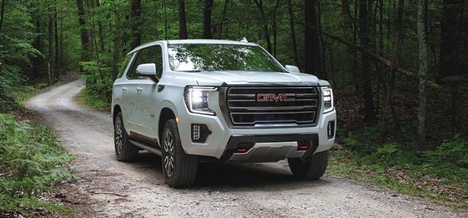 2021 GMC Yukon AT4 & Denali