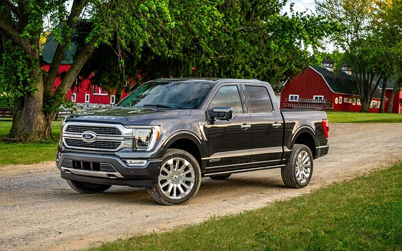 2021 Ford F-150 PowerBoost Preview