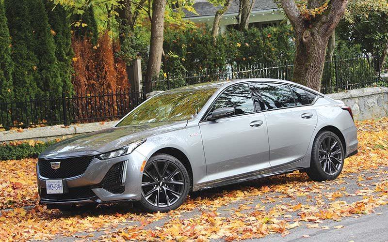 Review: 2020 Cadillac CT5-V
