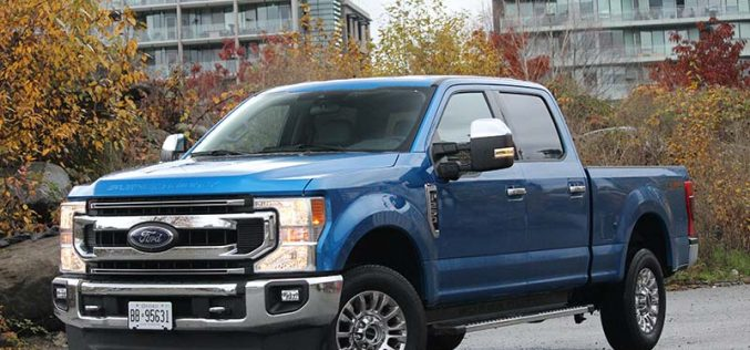 Review: 2020 Ford F-250 XLT
