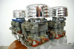 Man Collects Man-A-Fre Direct Port Carburetion Systems