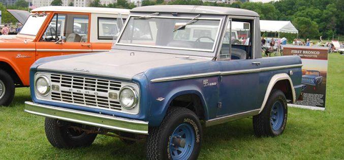 First Bronco: The Prototype