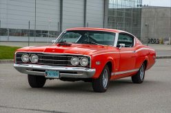 Bill Blackall's 1968 Mercury Cyclone GT