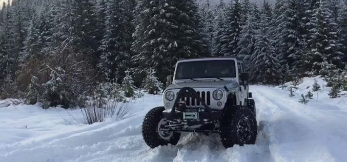 Canadian Trails for Winter Wheeling and Powersports Play