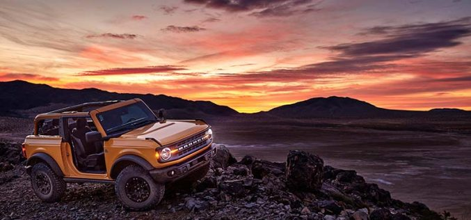 Top SUV Off-Road Packages of 2021