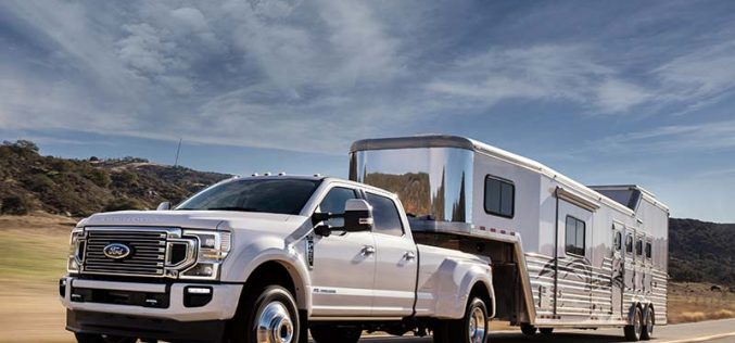 2021 HD pickup truck stats – and What's New