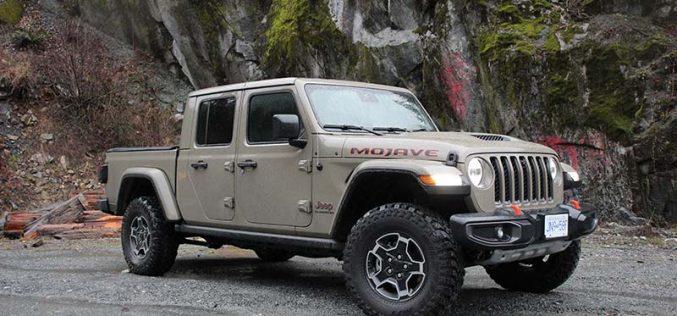 2021 Jeep Gladiator Mojave Review