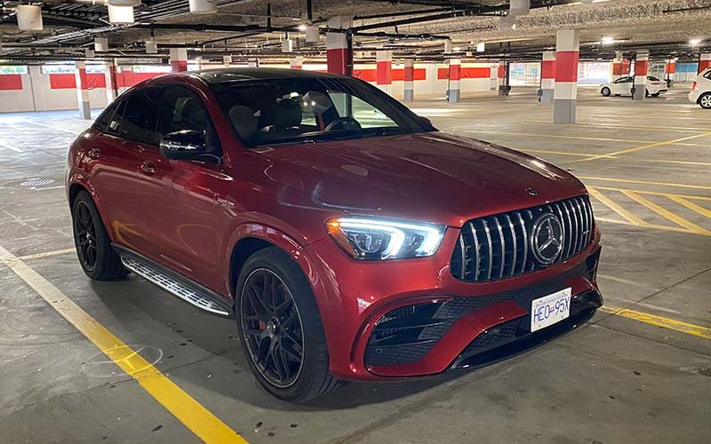 Road Test: 2021 Mercedes-AMG GLE 63 S 4MATIC+ Coupe